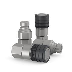 szybkozlaczeiso f 1 Łączenie systemu hydraulicznego