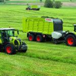 Claas historia maszyn zielonkowych 150x150 Jak uzyskać idealny pokos? Porady dotyczące zgrabiania