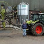 Claas zakup maszyn zielonkowych 150x150 Testy maszyn zielonkowych przez 12 miesięcy w roku