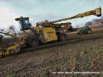 IS DSCF7038 4 150x113 John Deere 6195M I 8400R w akcji! Odbiór buraków na Kujawach – FOTO