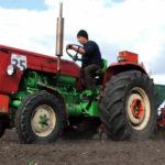 Ursus C360 siew kukurydzy 2020 film 150x150 Ursus C 360 z siewnikiem Kleine + APV   siew buraków w GR Lewandowscy (VIDEO)