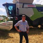 Claas Lexion 6800 Agro Land Mzuri pokaz 2020 150x150 W żniwa 2020 bywało i tak   w polu Massey Ferguson Activa 7347S, 7718S   FOTO