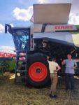 IMG 20200717 WA0005 113x150 CLAAS LEXION 6800 w jęczmieniu – pokazy w Agro Land   FOTO
