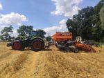 IMG 20200717 WA0006 150x113 CLAAS LEXION 6800 w jęczmieniu – pokazy w Agro Land   FOTO