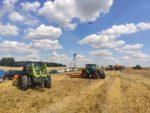 IMG 20200717 WA0007 150x113 CLAAS LEXION 6800 w jęczmieniu – pokazy w Agro Land   FOTO
