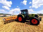 IMG 20200717 WA0011 150x111 CLAAS LEXION 6800 w jęczmieniu – pokazy w Agro Land   FOTO