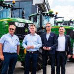 John Deere Agro Siec wynajem maszyn 150x150 Agrofirma Witkowo   od kilku pracowników do jednego z większych gospodarstw w Polsce.