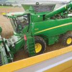 John Deere obietnica zniwna 2020 150x150 CLAAS LEXION 6800 w jęczmieniu – pokazy w Agro Land   FOTO