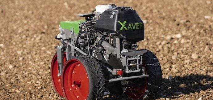 Robot siewny Fendt Xaver