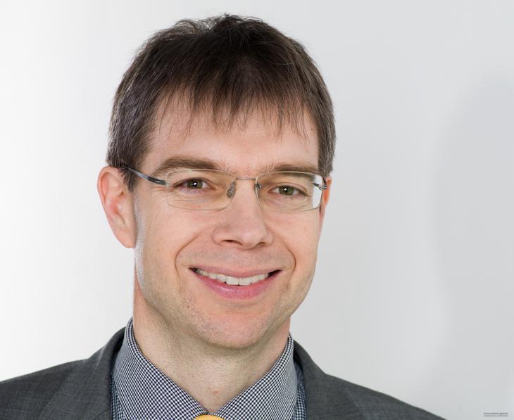 martin von hoyningen huene Dr Martin von Hoyningen Huene odpowiedzialny za globalny Dział Ciągników CLAAS