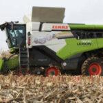 Claas Lexion 7600 TT kukurydza 2020 film 150x150 Claas LEXION 8600TT bije rekord omłotu kukurydzy na ziarno