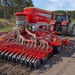 PÖTTINGER TERRASEM CLASSIC 150x150 AEROSEM VT   nowa kombinacja uprawowo siewna firmy Pöttinger