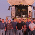 Claas Lexion 8600 rekord zbioru kukurydzy 150x150 Najpopularniejsze marki traktorów kupowanych przez polskich rolników w pierwszej połowie 2021 roku.