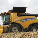 New Holland CR kukurydza 2020 film 150x150 Żniwa 2021 z New Holland   w polu CR 9.90 Revelation i CR 980   VIDEO