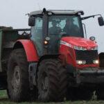 Massey Fergusson 8670 Bergmann TSW film 150x150 Siew kukurydzy na Kujawach   w polu Massey Ferguson 8670 + Väderstad Tempo (VIDEO)