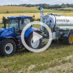 New Holland T6 180 MethanePower StageV 150x150 New Holland modernizuje ładowarki kołowe serii D