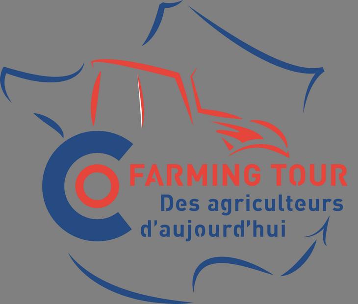 CoFarming Tour Couleur Valtra wspiera francuski projekt CoFarming Tour