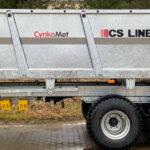 Cynkomet rozrzutnik CS line 150x150 Samozaładowcze rozrzutniki firmy Cynkomet