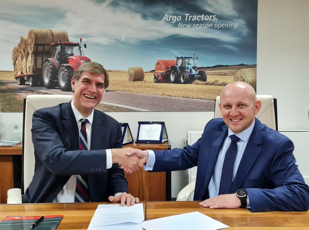 Argo Tractors Polska McCormick i Landini zawalczy o rynek pod skrzydłami Argo Tractors Polska