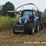 IS DSCF0137 150x150 New Holland CR 9.90 Revelation w kukurydzy   FOTO