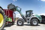 KRAMER DSC08502 eciRGBv2 150x100 Największe ładowarki KRAMER w klasie 9 – 12 ton  z czterema kołami skrętnymi