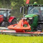 Zielone Agro Show 2021 kosiarki 150x150 Pokazy koszenia i zbioru traw w Ułężu – tylko w formule online