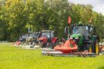 koszenie i zbiór traw UŁĘŻ 2021 12 150x100 Pokazy koszenia i zbioru traw w Ułężu – Pokaz kosiarek   fotorelacja