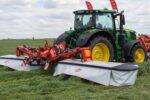 koszenie i zbiór traw UŁĘŻ 2021 222 150x100 Pokazy koszenia i zbioru traw w Ułężu – Pokaz kosiarek   fotorelacja