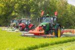 koszenie i zbiór traw UŁĘŻ 2021 5 150x100 Pokazy koszenia i zbioru traw w Ułężu – Pokaz kosiarek   fotorelacja