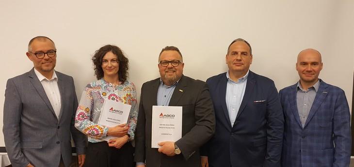 AGCO Chempest Firmy ROMANOWSKI i CHEMPEST dołączyły do sieci dystrybucji marek Fendt / Valtra