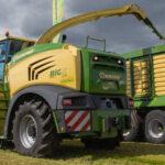 Krone BigX 630 pokaz zielonkowy 2021 150x150 Pokazy koszenia i zbioru traw w Ułężu – tylko w formule online