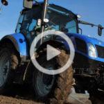 New Holland T5 115 Monosem siew kukurydza 2021 film 150x150 New Holland T6.175 + Lemken w orce   VIDEO