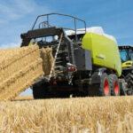 Claas prasa wielkogabarytowa 150x150 Przegląd smarowania, hydrauliki i odpowiednie ustawienia GPS, czyli przygotowanie ciągnika do siewu zbóż