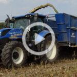 New Holland Case John Deere kukurydza 2021 film 150x150 Ekstremalne sianokosy w Ranczo Farm – w polu: McCormick, Welger, John Deere, Manitou   VIDEO